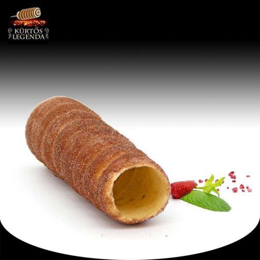 Kakaós ízesítésű - eredeti méretű kürtőskalács desszert