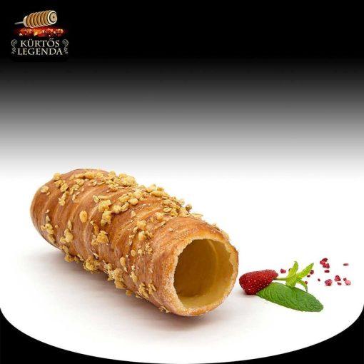 Crispy ízesítésű - eredeti méretű kürtőskalács desszert