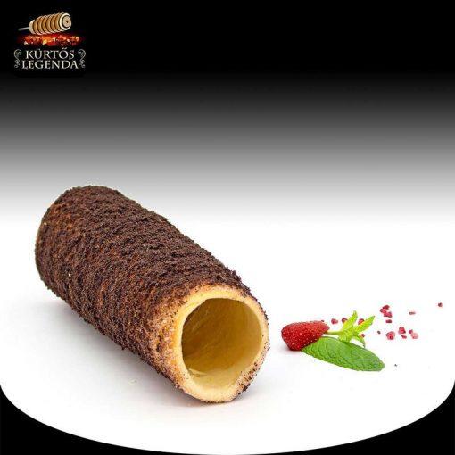 Epres Oreós ízesítésű - eredeti méretű kürtőskalács desszert