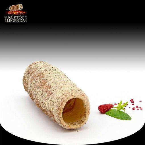 Flódnis ízesítésű - eredeti méretű kürtőskalács desszert