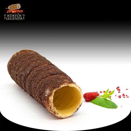 Oreós ízesítésű - eredeti méretű kürtőskalács desszert