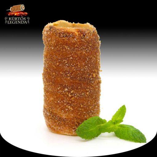 Fahéjas ízesítésű - snack méretű kürtőskalács desszertélmény