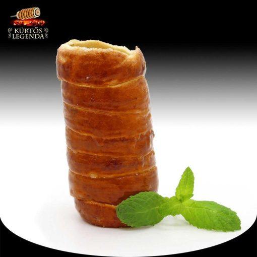 Vaníliás ízesítésű - snack méretű kürtőskalács desszertélmény