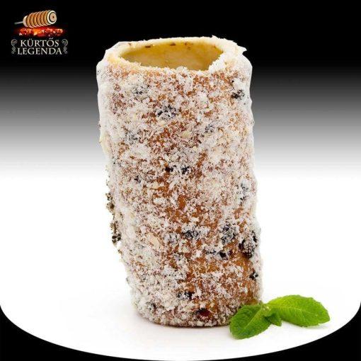 Bounty ízesítésű - snack méretű kürtőskalács desszertélmény