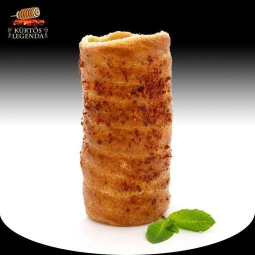 Chili&Vanília ízesítésű - snack méretű kürtőskalács desszertélmény