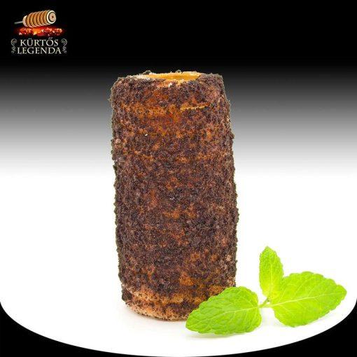 Epres Oreós ízesítésű - snack méretű kürtőskalács desszertélmény