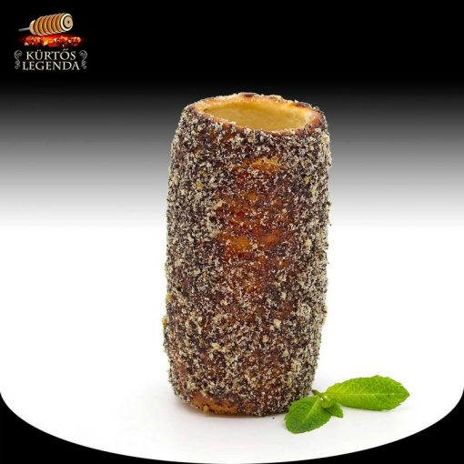 Flódnis ízesítésű - snack méretű kürtőskalács desszertélmény