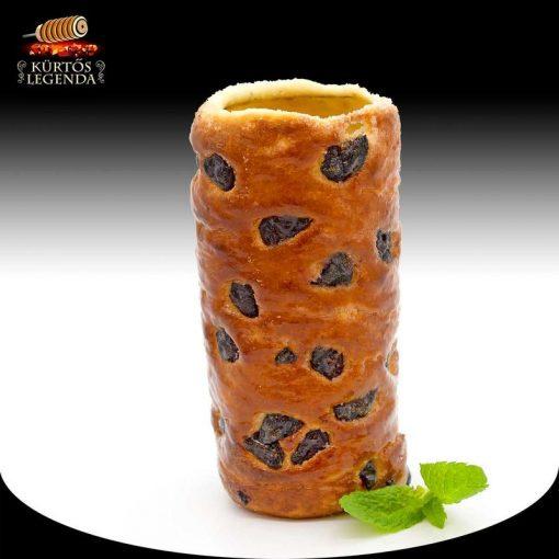 Möggyes ízesítésű - snack méretű kürtőskalács desszertélmény