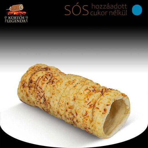 Sajtos original méretű party-lunch sós kürtőskalács